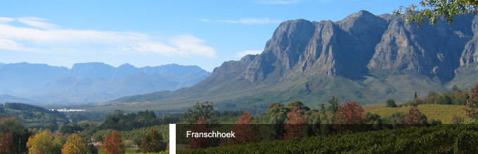 Le Fransschhoek Spa and Wellness retreat